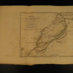 1814 FAMOUS Empire of Morocco Timbuktu Jackson Africa Shipwrecks MAPS Arabs
