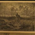 1870 EXQUISITE Gustave Dore Don Quixote Cervantes & Fables of Fontaine FOLIOS