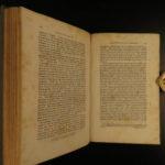 1850 1ed Life of John Calvin Protestant Reformation Servetus Melanchthon Dyer