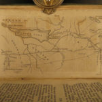 1831 Northern Traveller Voyages to NIAGARA Falls Quebec Canada Illustrated MAPS