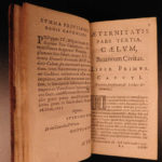 1636 Jesuit Jeremias Drexel on Heaven & Hell Eternity Caelum Beatorum Miniature