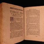 1654 1st ed Works of Saint Dorotheus of GAZA Syria Palestine Monastics Monks