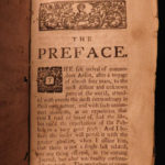 1744 RAREST George Anson Voyage to South-Seas South America Brazil Peru Chile