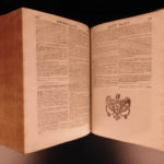1631 LAW Corpus Juris Canonici Inquisition Pope Gregory XIII Gregory Decretals