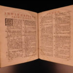 1612 Turin Ceremonial Bishops Catholic Rituals Liturgy Hours MASS Clement VIII