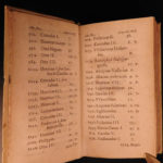 1634 Respublica Holy Roman Empire Germany Charlemagne Ferdinand II Elzevier