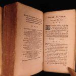 1632 1ed Gyllius Thracio Constantinople Byzantine Elzevier TURKEY Bosporus
