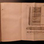 1762 1st ed Baume Elements of Pharmacy Chemistry Medicine Formulas Liquor French