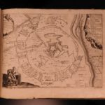 1690 Nicolas de FER French Fortification Atlas Military Illustrated Star Forts