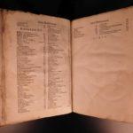 1585 Medieval LAW William Durand Speculum Juris &  Baldus Ubaldis Commentary