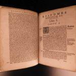 1604 Lutheran Lucas Osiander Church History Eusebius Constantine Chrysostom 2in1