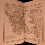 1790 Delamarche ATLAS MAPS Ancient Geography Asia Africa Turkey Macedonia Syria