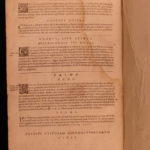 1594 Hieroglyphica EGYPT Egyptian Hieroglyphics Illustrated Bolzani Horapollo