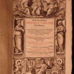 1629 Zamoro De Eminentissima Mariology Catholic Church BANNED Mary Original Sin