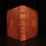 1649 1st ed Defense of King Charles I English Civil War Prynne Armorial Binding