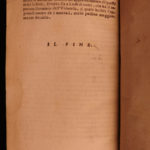 1677 1ed TURKISH Vocabulary & Grammar Dictionary Arabic Ottoman Italian Mascis