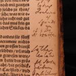 1560 HUGE FOLIO Works of Martin Luther Protestant Reformation German JENA Bible