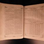 1863 EXQUISITE Roman Catholic Missal Prayers Hymns Music BINDING Clement VIII