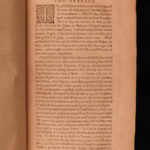 1681 1ed Dugdale Troubles in England English Civil WAR French Wars of Religion