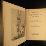 1882 Works of Theodore Roosevelt Winning the West Naval War Illustrated MAPS 7v