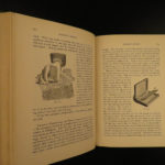 1901 Modern Magic Professor Hoffmann Magician Conjuring Tricks Cards Dominoes