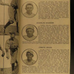 1916 Spalding Baseball Guide BABE RUTH Ty Cobb Rogers Hornsby Red Sox Yankees