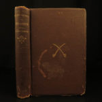 1866 1st ed Confederate Civil War Cavalry Four Years in the Saddle Harry Gilmor