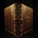 1882 1ed BIBLE Holy Land Illustrations MAPS Bethlehem Palestine Phoenicia Israel
