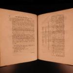 1798 1st ed Samuel Henshall KENT County MAP England Specimens & Parts Britain