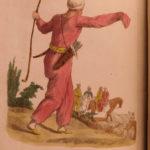 1788 COSTUMES Dress Illustrated Clothing Crimea Malta Bulgaria Greece Corfu