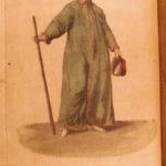 1788 COSTUMES Dress Illustrated Clothing Persia ARABIA Tibet Java Serbia Armenia
