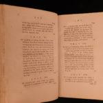 1788 1ed HORSES Veterinary Medicine Equestrian Hippology Stables James Clark