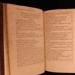1586 1ed Corrozet Chronicles of Paris France Illustrated Sepulchres Childebert