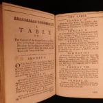 1673 Whole Duty of Man Richard Allestree Anglican Bible Church of England