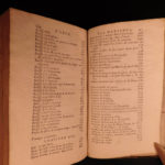 1775 Cookbook MENON French Cuisine Cooking for Women Wine Liquor Food Recipes