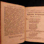 1699 Juvenal Persius SATIRES Stoic Philosophy ROME Desprez + London Commentary