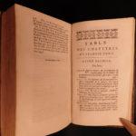 1677 Malebranche Philosophy Search of Truth John Locke Influence Metaphysics 3v