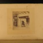 1864 1ed William Shakespeare Birthplace & Home English Literature Photographs