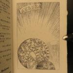 1846 1ed Das Kloster Scheible Occult Magic FAUST Legend Astrology Alchemy Demon
