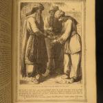 1865 EXQUISITE Arabian Nights 1001 Entertainments Sinbad Dalziel Illustrated 2v