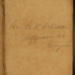 1830 1st American Military La Fayette Revolution Daniel Boone George Washington