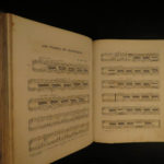 1861 Civil War Songs of America Star Spangled Banner Dixie PIANO Music Beethoven