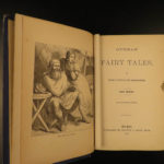 1874 German Fairy Tales Hans Christian Andersen English Children Illustrated