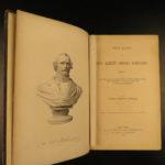 1878 1st ed Confederate General Albert Sidney Johnston Civil War TEXAS CSA