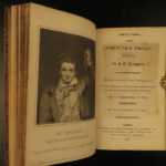 1818 New English Drama PLAYS Theater Literature Shakespeare John Gay IRISH 12v