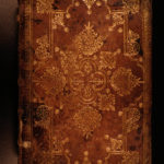 1654 1ed EXQUISITE Fine Binding Magnon Catholic Hours Bible Prayers Meditations