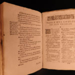 1627 1ed Life of Saint Quentin Martyr Miracles Torture Catholic Church Delafons