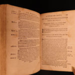 1576 1st ed Catholic Sermons & Homilies Council of Trent Vienna Frederic Nausea