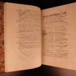 1770 HUGE FOLIO Bandini Florence Biblioteca Medici Greek Philosophy Leopold II