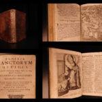 1687 Catholic Missal Propria Sanctorum Mass Church Prayer Liturgy Venice Laterno